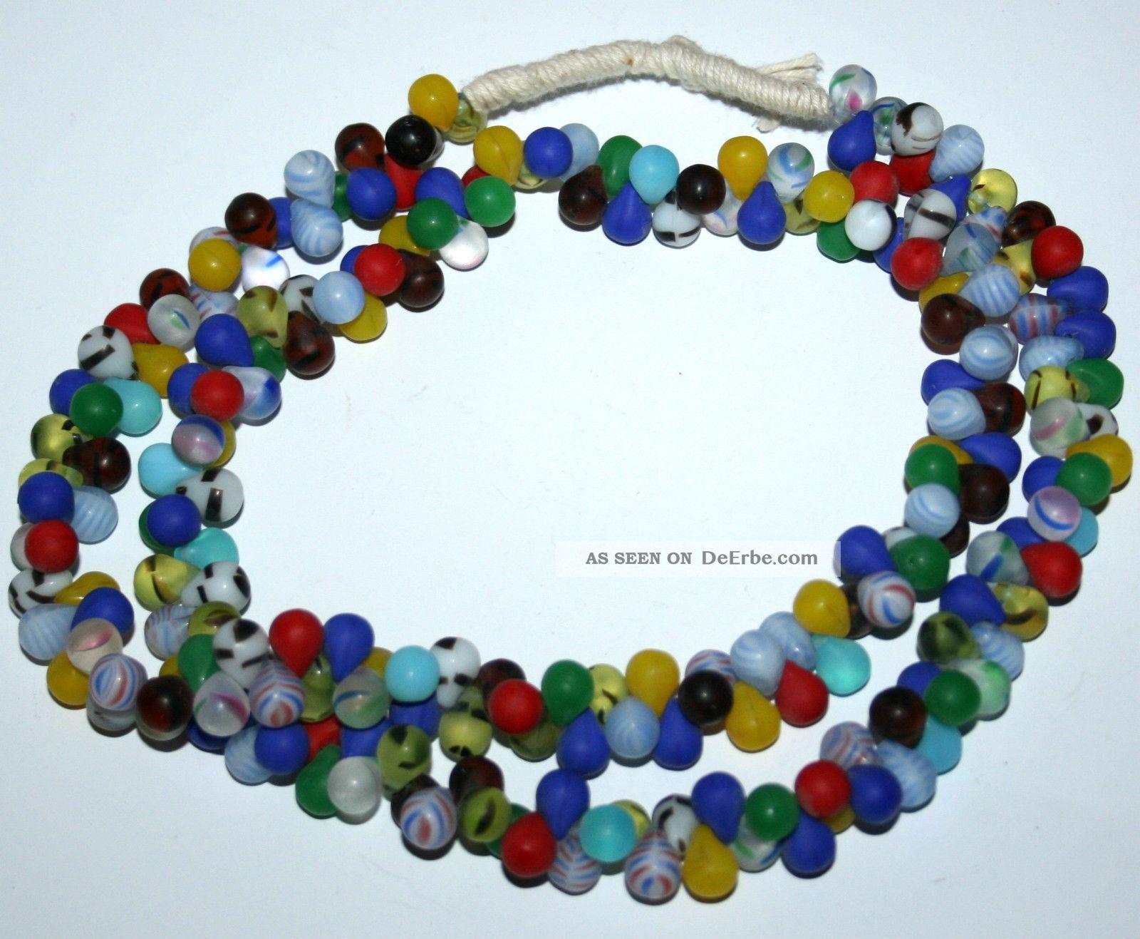 Mali Wedding beads Fulani Böhmen Trade Beads Tropfen Perlen
