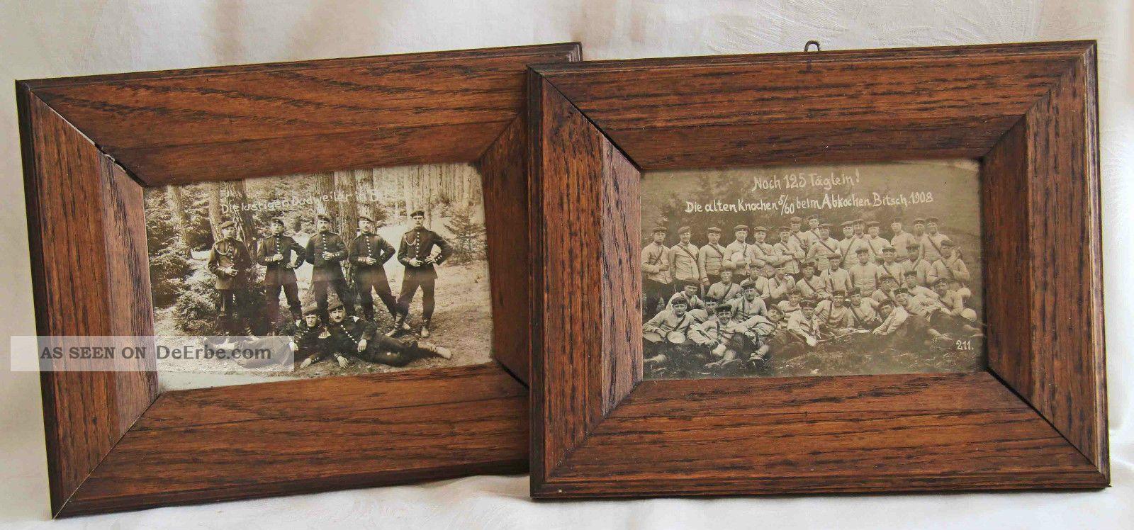 Wk 1 Bitsch 1908 Antike Bild