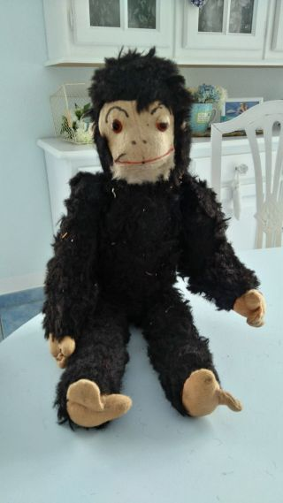Alter Antiker Affe Bild