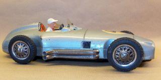 Jnf Wind Up Race Car Mercedes Made In Western Germany Bild
