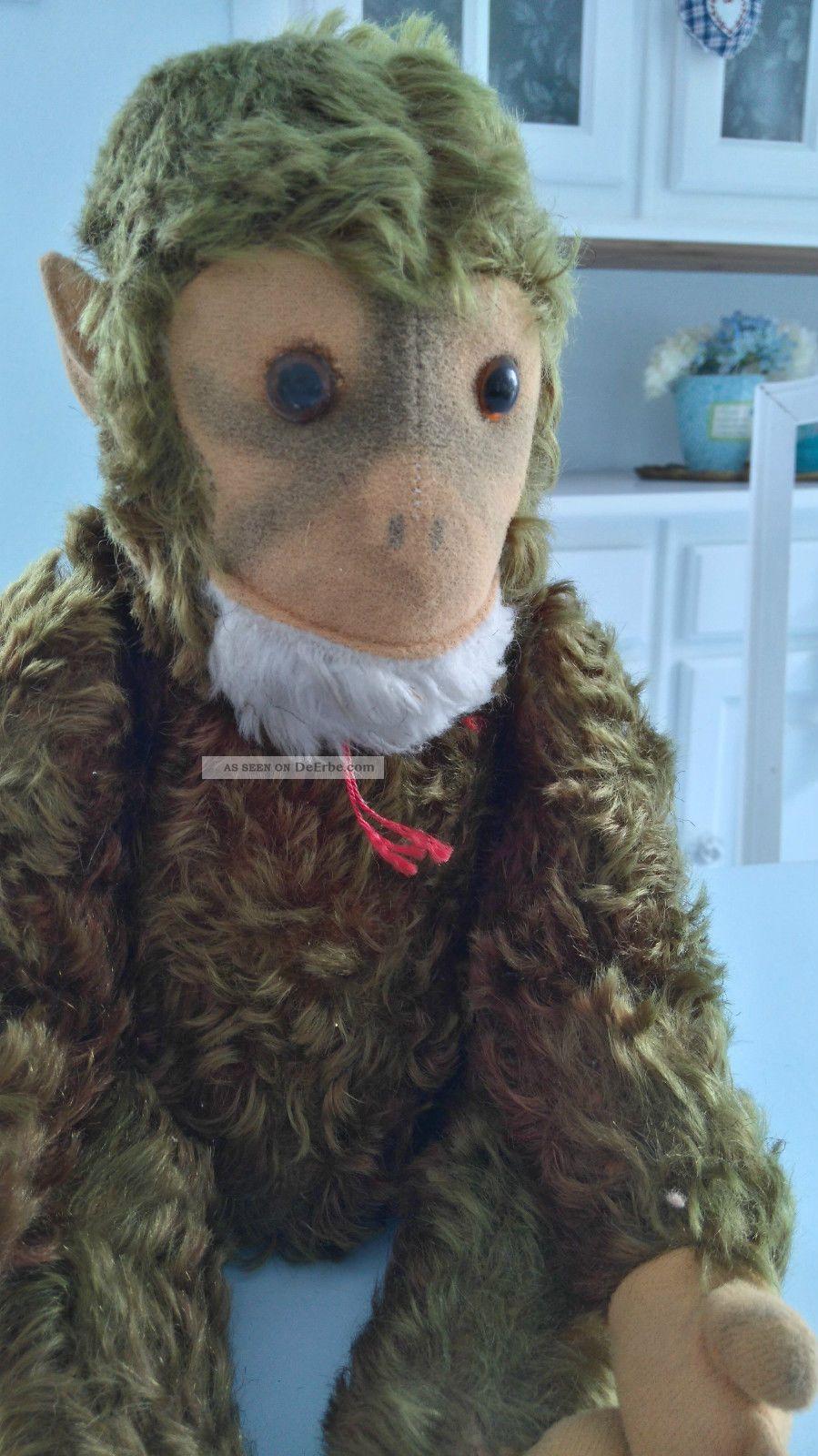 Alter Schöner Affe Stofftiere & Teddybären Bild