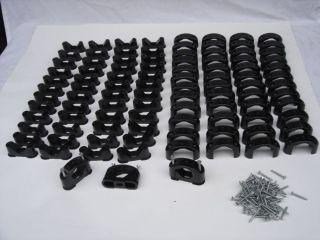 Hartplastik Bakelit Kabelschellen 67x42 50 Stück Ddr Schalter Steckdosen Bild