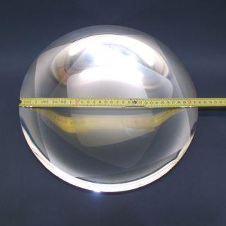 Design Schale Chrom Metall Obstschale Ø 32 Cm 60er Jahre Space Age Stil Bild
