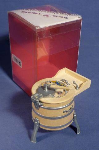Bodo Hennig Miele Waschmaschine Puppenhaus Zubehör Puppenstube 1:12 Ovp A162 Bild
