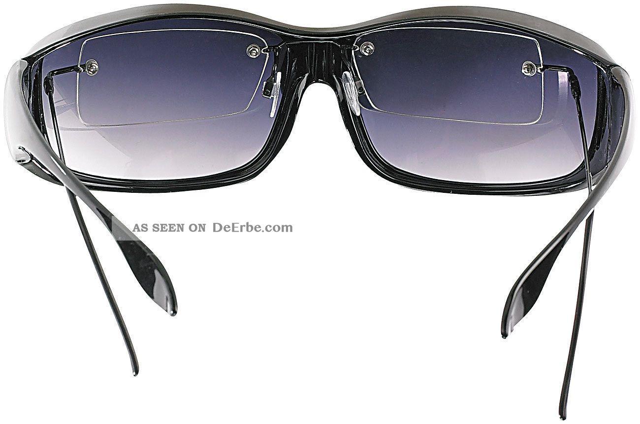 Überzieh - Sonnen - Brille