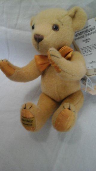 Merrythought Teddybär