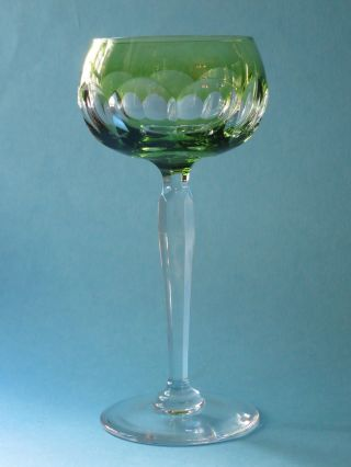1 Weinglas Val St.  Lambert Um 1930 Bild