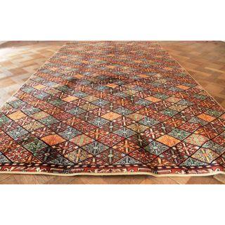 Gewebter Orient Teppich Kum Felder Nain Design Tappeto Tapis Rug Carpet 320x185 Bild