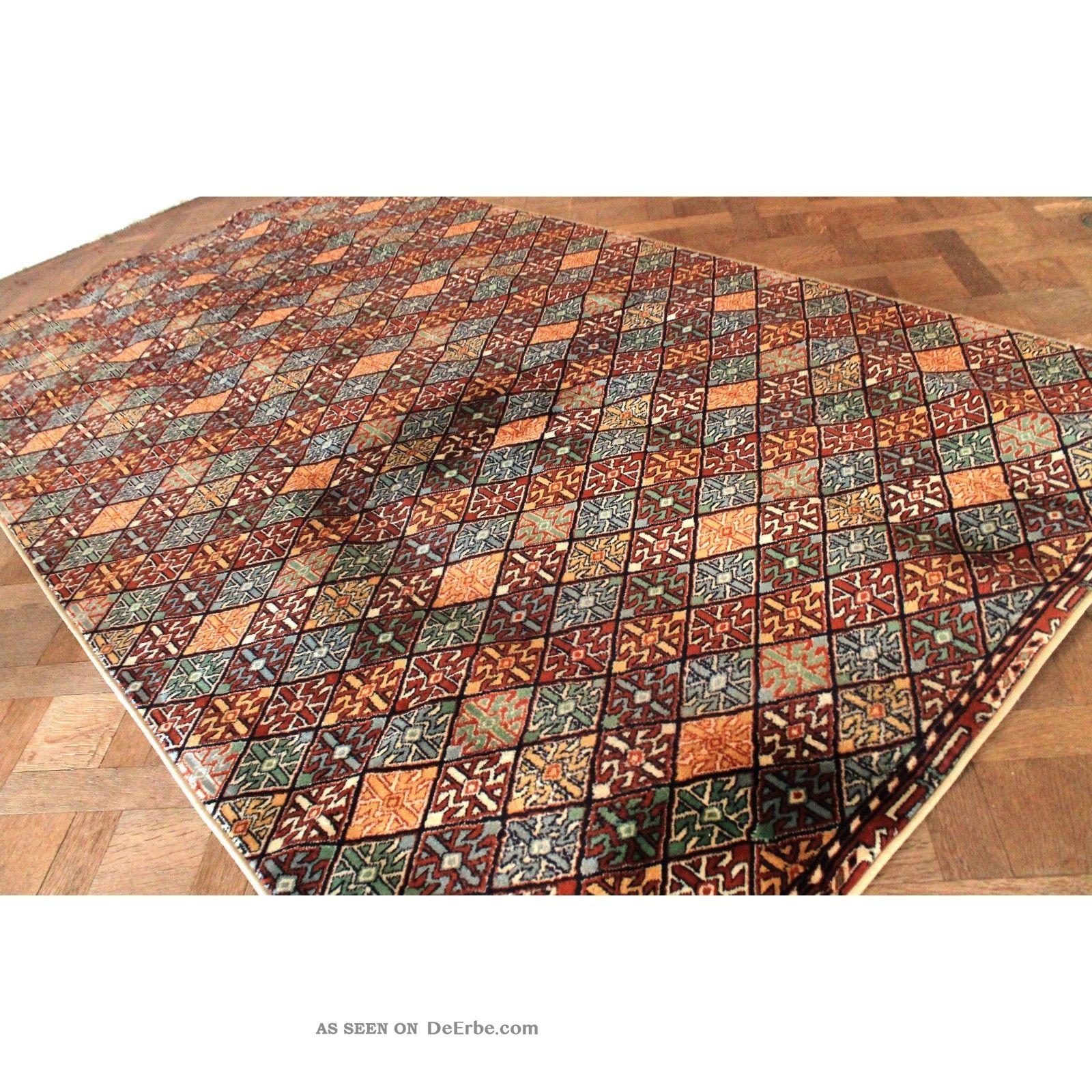 gewebter orient teppich kum felder nain design tappeto. Black Bedroom Furniture Sets. Home Design Ideas