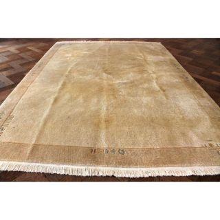 Wunderschöner Handgeknüpfter Orient Teppich Nepal Gabbeh Carpet Tibet 240x170cm Bild