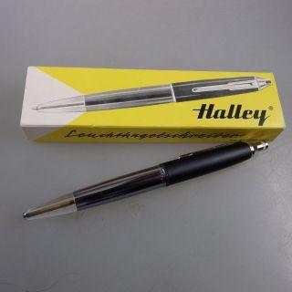 Taschenlampe/kugelschreiber Halley Leuchtkugelschreiber (39190) Bild