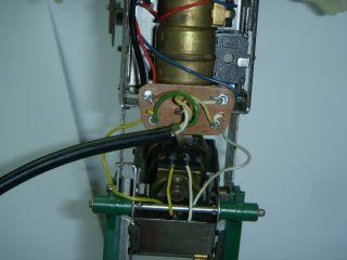 Dux Astroman - Teil Mechanik Komplett Bild