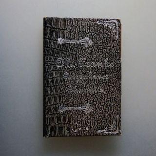 Notizblock Mit Bleistift M.  Franke Geigenbauer Um 1910 (39049) Bild
