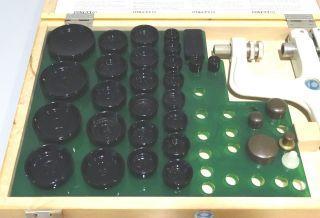 Gläser Einpressmaschine Flume Germany Altes Uhrmacher Werkzeug Wie Bild