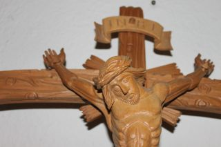 Kruzifix (75cm Lang) Bild