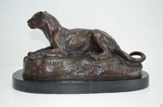 Bronze Bronzefigur Bronzeskulptur Bild