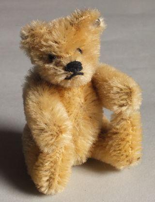 Steiff Teddy 8,  5 Cm Mit Knopf Bild