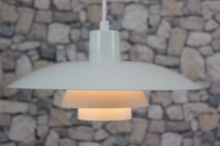 Louis Poulsen Ph 4 / 3 Lampe Deckenlampe Danish 60er Ceiling Lamp 60s No1 Bild