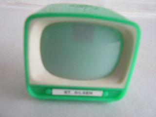 Altes Klick - Fernsehn,  Plastiskop,  St.  Gilgen Bild