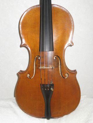 Wunderschöne Musiker Violine Ins.  (alfred & Pierre Vidoudez 1937) Bild