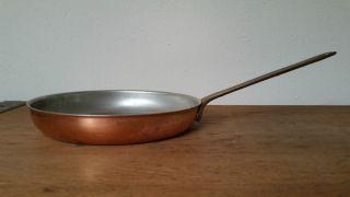 Kupfer Pfanne Kupferpfanne (nr.  1) Bild