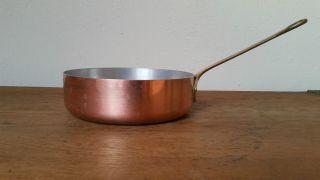 Kupfer Pfanne Kupferpfanne (nr.  7) Küche Cuisine Bild