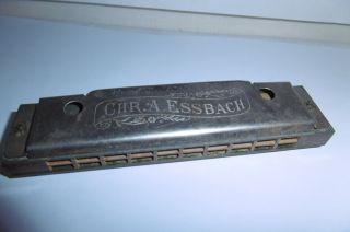 Club Harmonika Chr.  H.  Essbach Bild