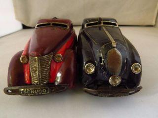 Originale,  Alte Schuco Autos 5000 Und 1750,  2 Autos Bild