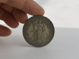 4,  Cm Vintage Hand Work Old Tibet Silver,  Goddess Commemorative Coin Bild