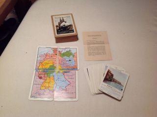 Sehr Alt Quartett - SchÖnes Deutschland - Um 1950 - 36 Karten,  Landschaften Bild