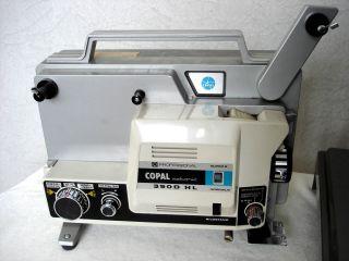 8 Film Projektor,  Copal Sekonic 390d Hl N Professional,  Japan Für Germany Bild
