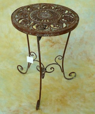 Tisch Beistelltisch Blumentisch Jugendstil 0946585 - A Bild