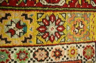 Antiker Teppich Mittelanatolien Ca: 200x135cm Antico Tappeto Tapis Sammlerstück Bild
