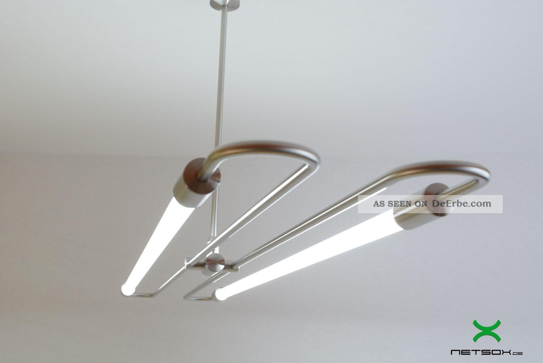 design led lampe soffitte industrial b ro bauhaus industrie fabrik neon. Black Bedroom Furniture Sets. Home Design Ideas