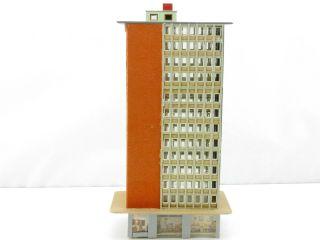 Faller B - 905 Hochhaus Bürogebäude Fertig Gebaut Ohne Ovp 1601 - 10 - 96 Bild