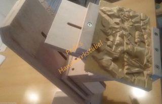 Profi Bildhauer Vorrichtungen Größe 3 Und Kerbschnitz Vorrichtung Angebot Bild