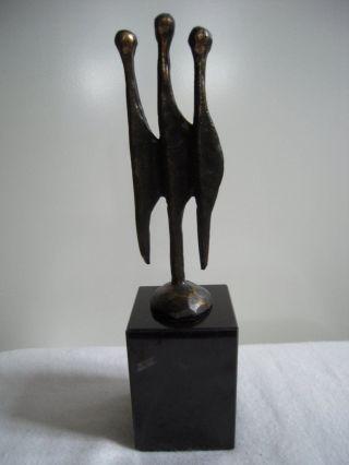 Skulptur Von Corry Ammerlaan - Van Niekerk Bild