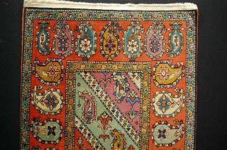 Echter Orientteppich Handgeknüpft Ca: 215x87cm Handrug Tappeto Tapis Bild