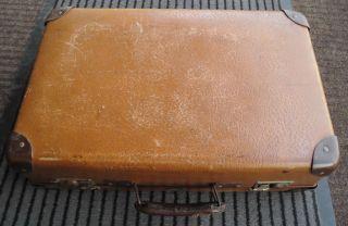 Schöner Alter Koffer,  50er Jahre Bild