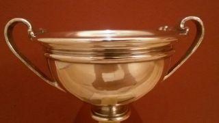 Römischer Silberbecher Kantharos Bild