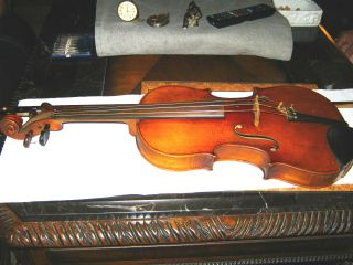 Uralte Violine / Geige /bratsche,  Ansehen Bild