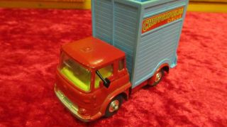 Modellauto Corgi Toys Bedford 21101/59 Circus Tractor Unit 70er Bild