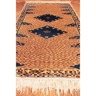 Sehr Feiner Handgeknüpfter Orient Teppich Lori Carpet Tappeto Luri Rug 110x67cm Bild