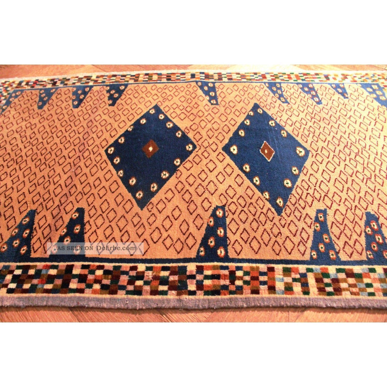Sehr Feiner Handgeknüpfter Orient Teppich Lori Carpet