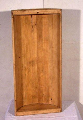 Bäcker - Fleischer - Holzmolle Backtrog,  Trog,  Pflanzgefäß Um 1920 Bild