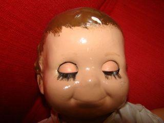 Antike Googly Puppe Bild