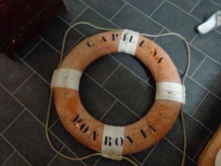 Rettungsring Cap Iluna Monrovia - Luxusleiner Bild