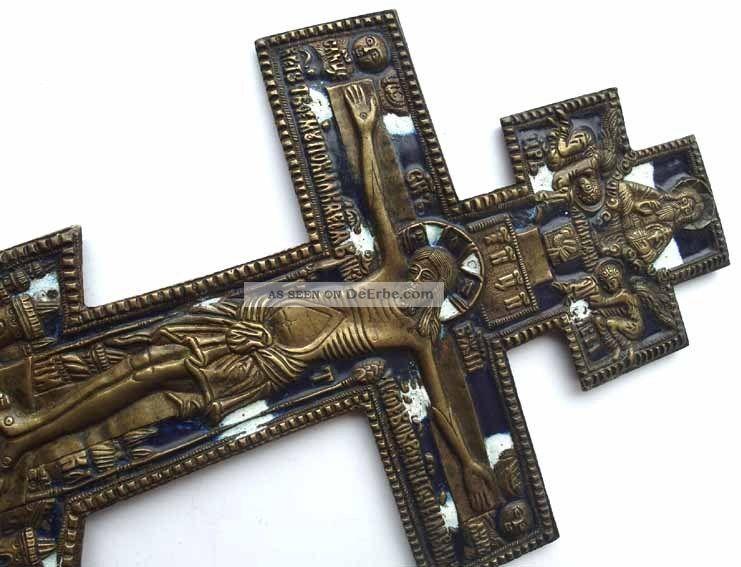 handgeschnitzt Holz Wand h/ängend Jaipur Handwerk Hub Messing FTD Kreuz Hangings Showpiece 25,4 cm Wandkreuz