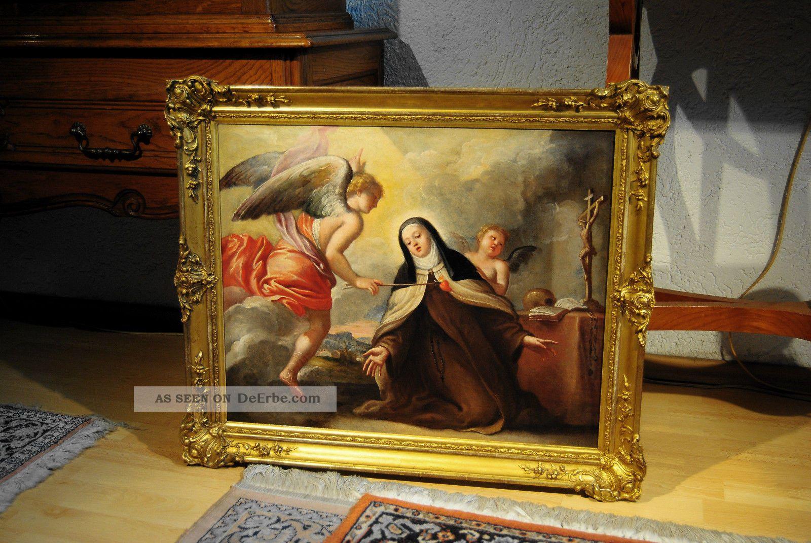 Top gem lde italien heilige teresa von avila 18 jh - Teresa von avila zitate ...
