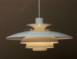 Hänge Lampe,  Verona,  Jeka,  Danish Ceiling Lamp,  60s/70s,  Stil Novo,  Mid Century Bild